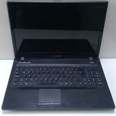 2. EL CASPER W765SUB CORE2 DUO CPU 3 GB RAM, 500 GB HDD 15.6