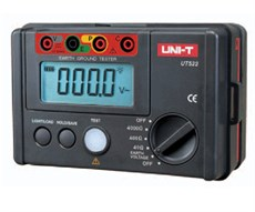 UNIT UT-522 DIGITAL TOPRAK MEGERİ